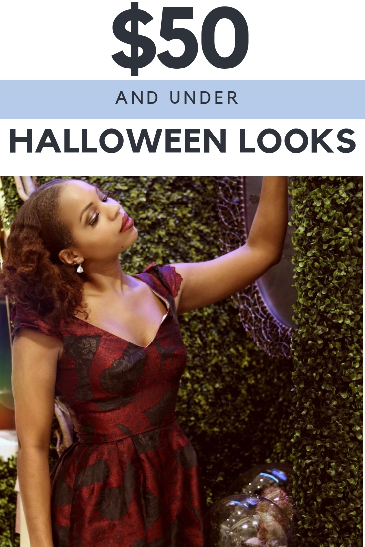 Affordable Halloween Looks