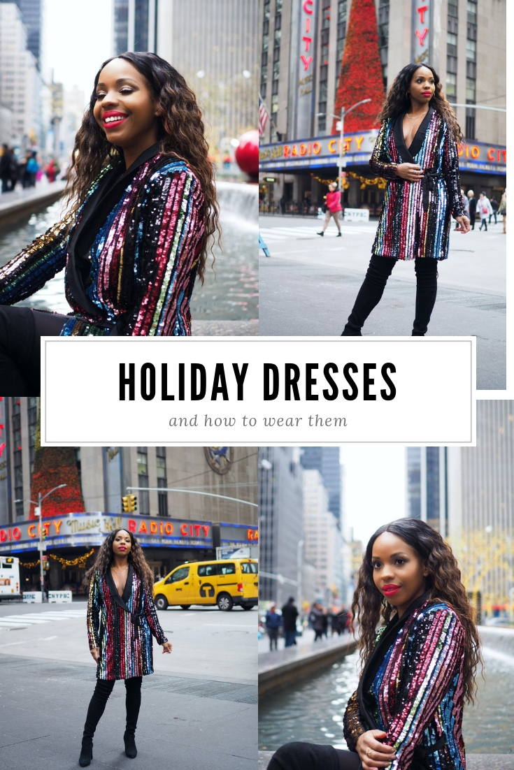 How to Dress for the Holidays