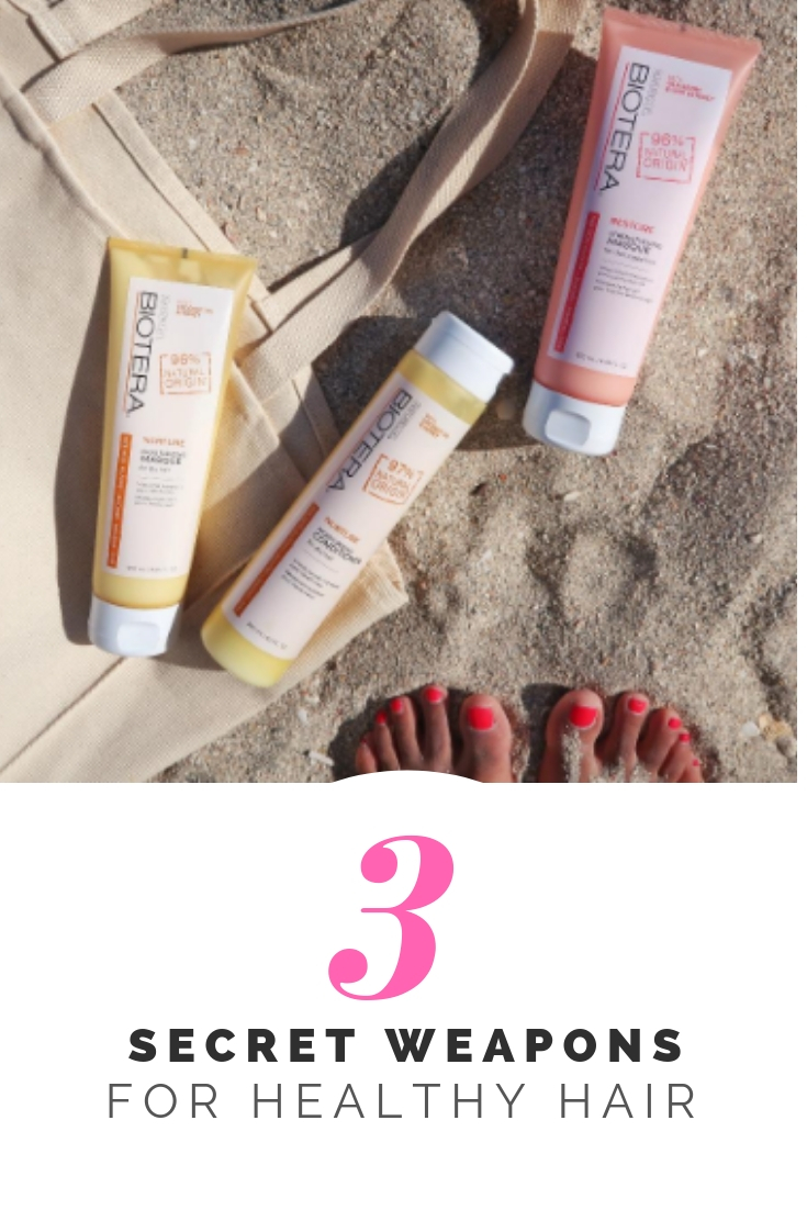 Secret Weapons for Healthy Hair