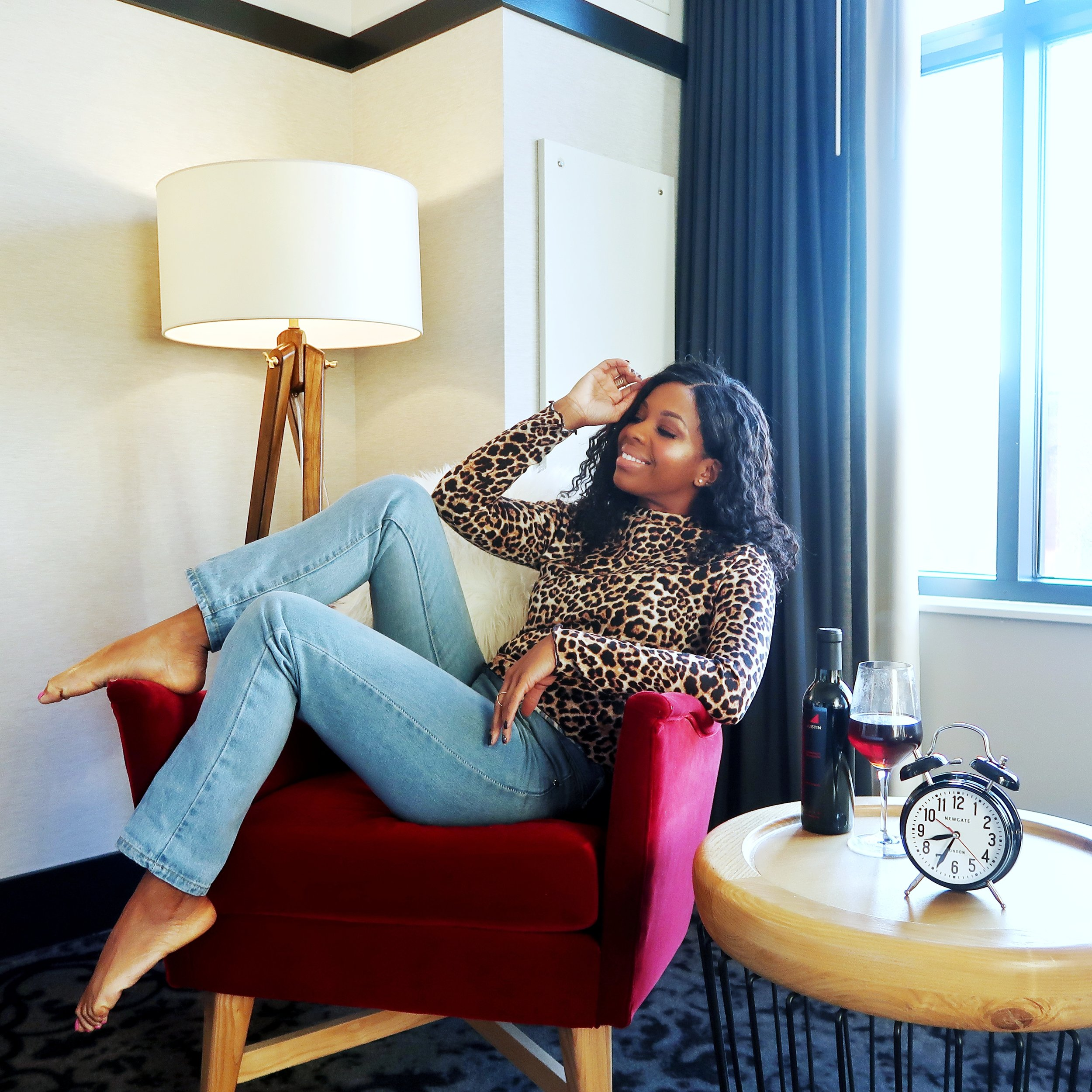 Kimpton Journeyman Hotel Review