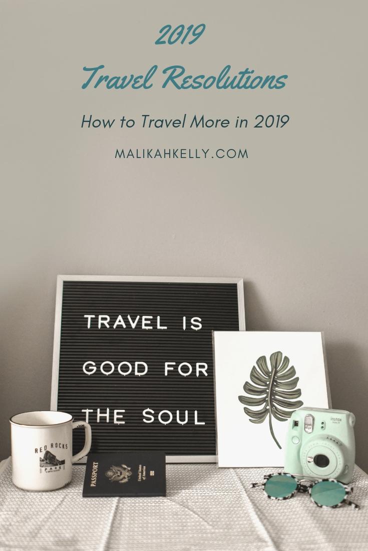2019 Travel Advice