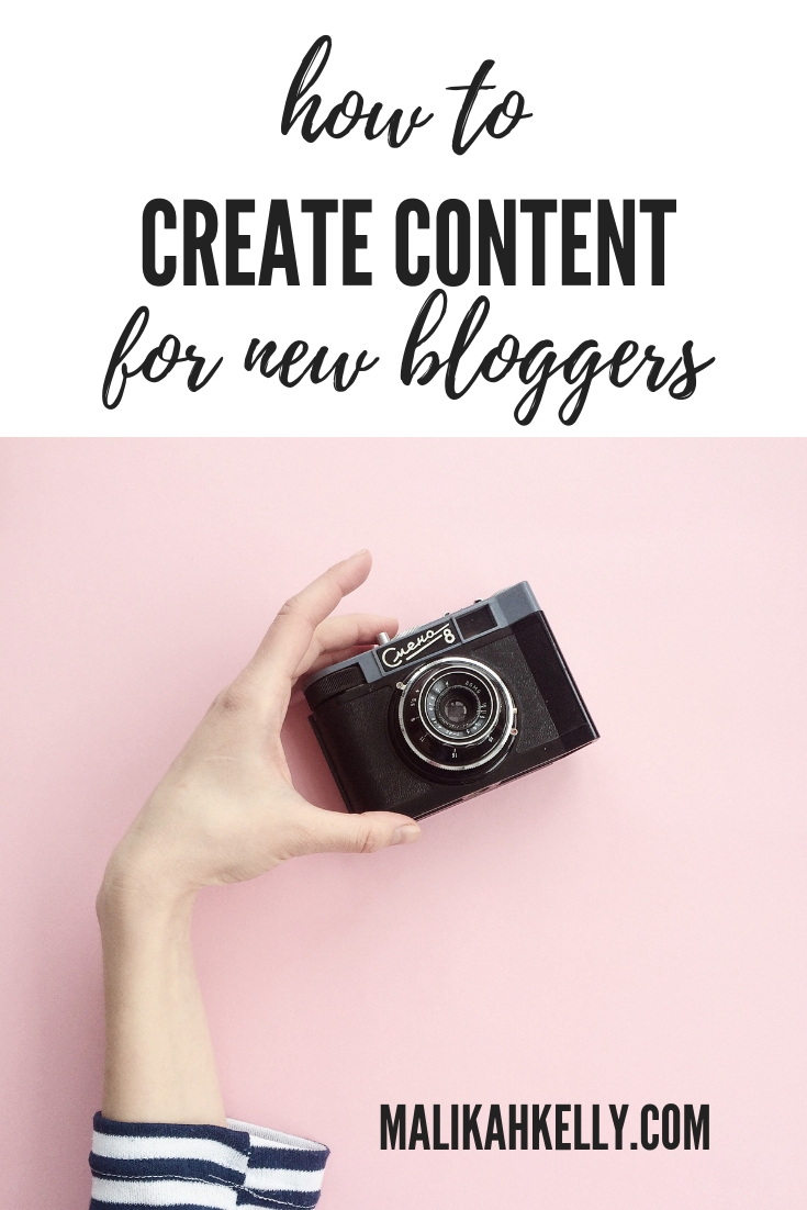 content creation tips for bloggers