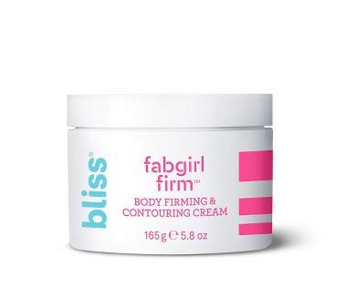 BLISSFABGIRL FIRM BODY CREAM