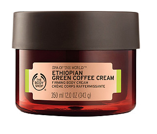 THE BODY SHOPSPA OF THE WORLD ETHIOPIAN GREEN