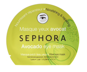 EYE MASK - AVOCADO - NOURISHING