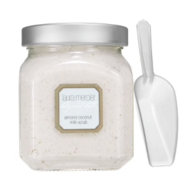 ALMOND COCONUT MILK SCRUB - LAURA MERCIER
