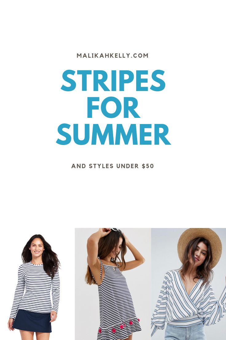 Striped Dresses Under $50