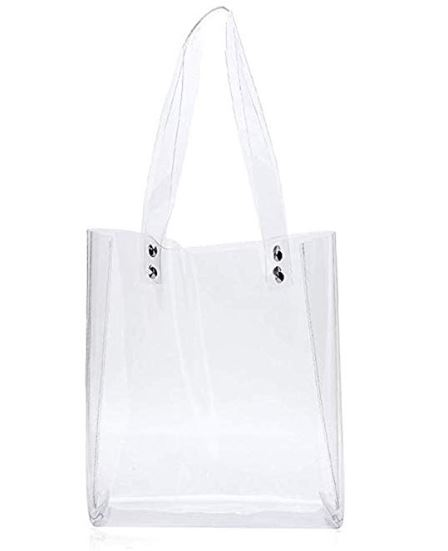 Amazon Clear Plastic Tote
