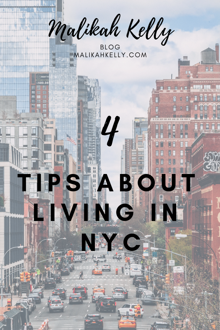 tips for living in nyc