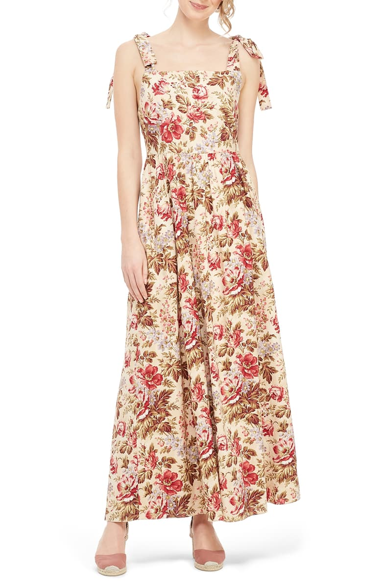 Floral Maxi Tie Shoulder Dress.jpeg