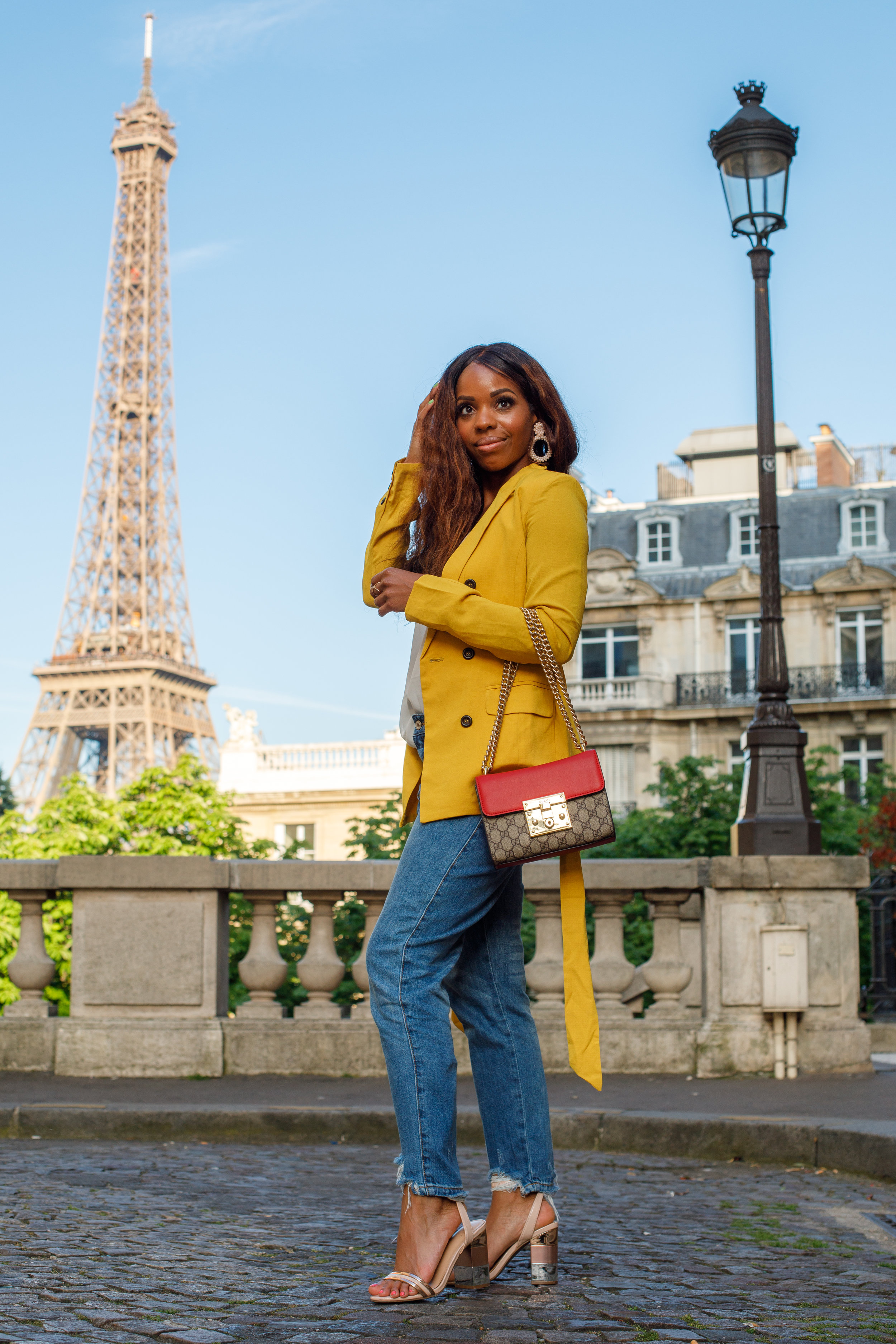 Parisian Outfit Inspiration