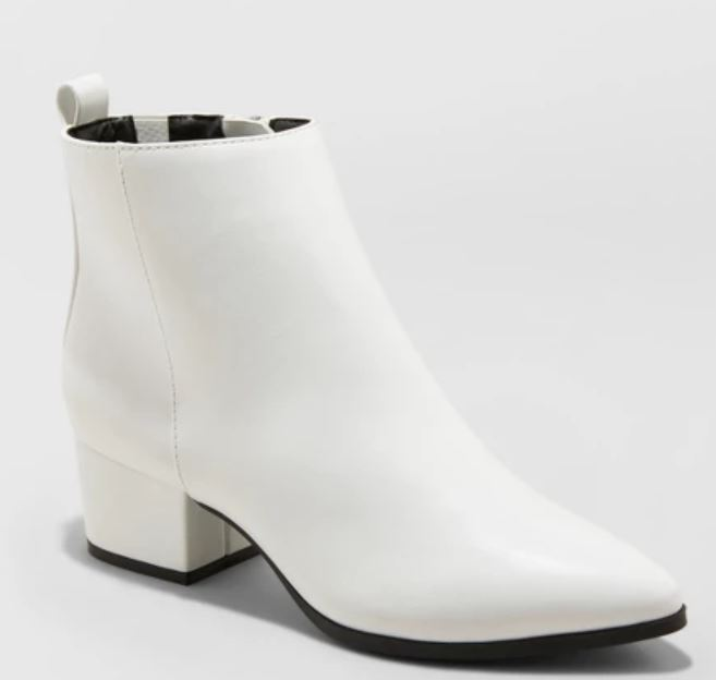 white low heel booties.JPG