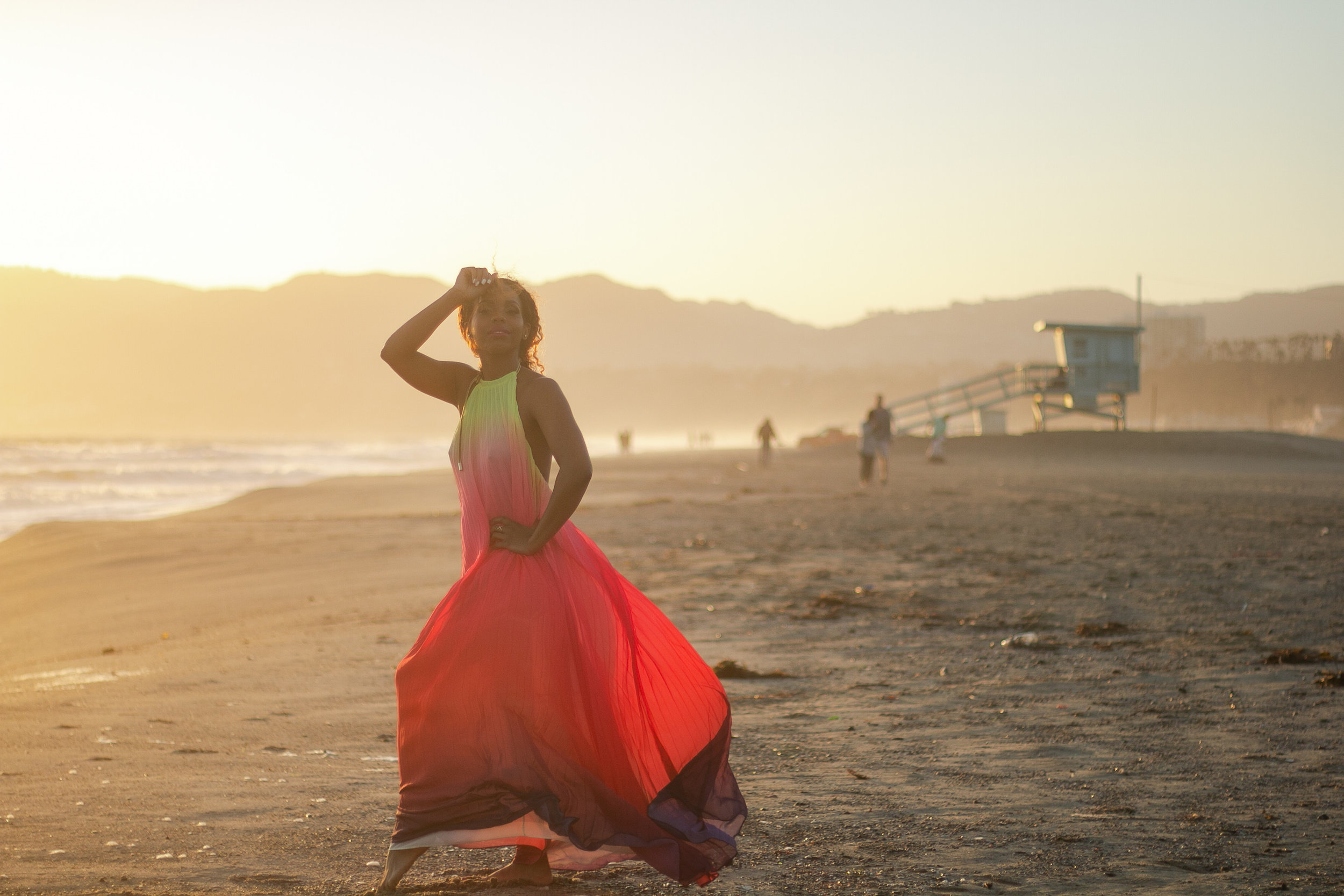 The best of los angeles beaches
