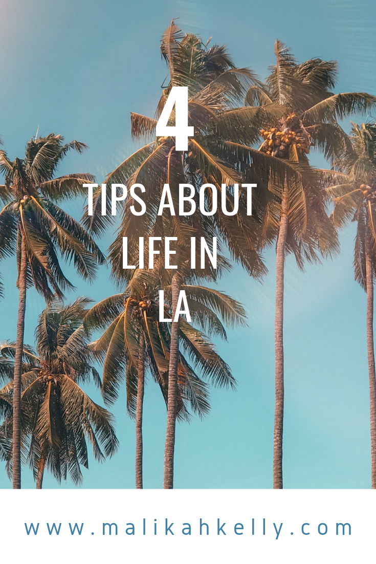 Tips for New Yorkers in LA