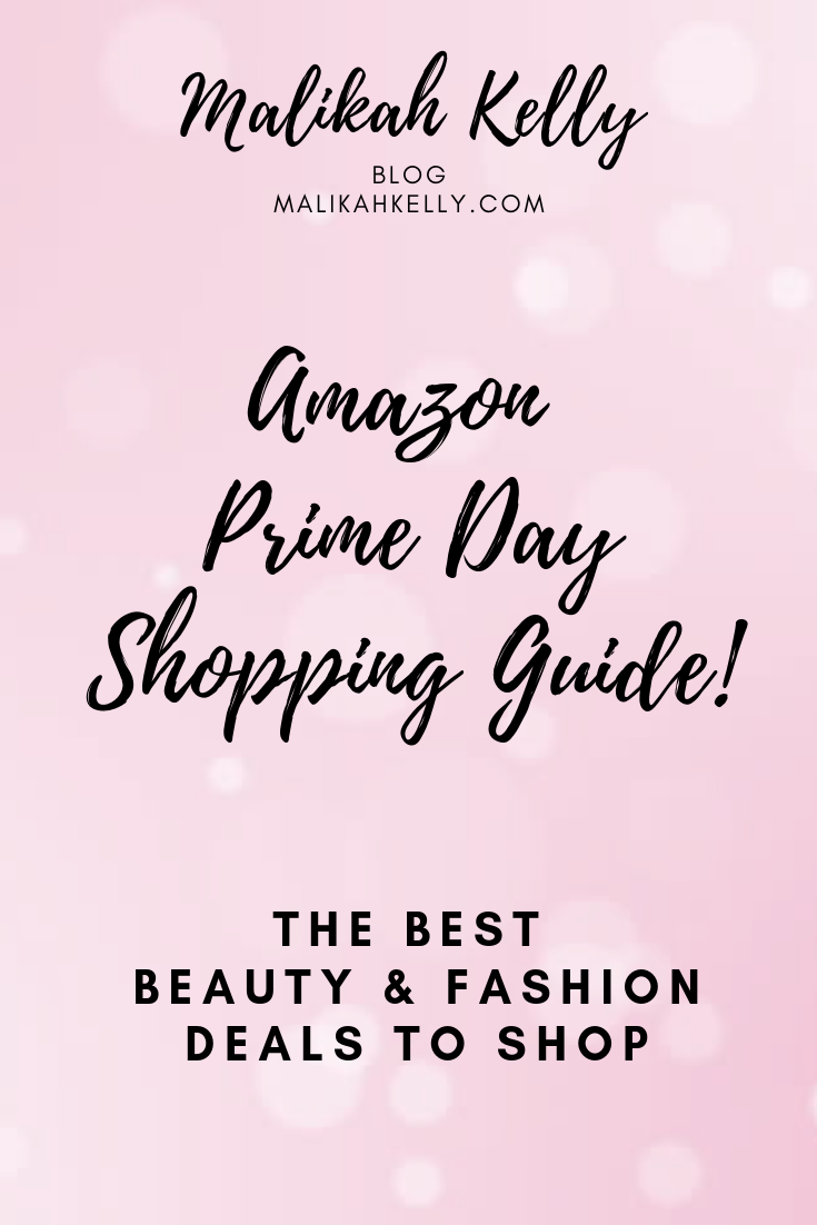 Amazon Prime Day Fashion and Beauty Guide