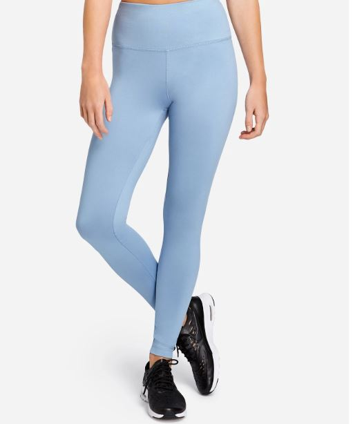 danskin faded blue high waist leggings.JPG
