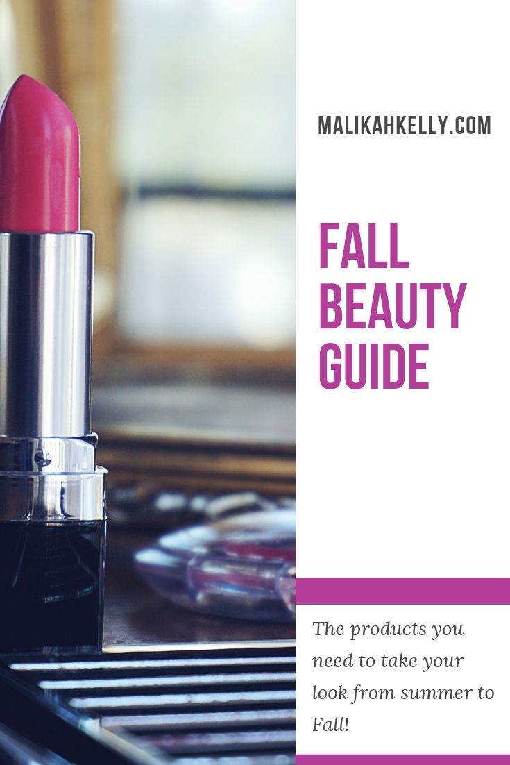 fall 2019 beauty trends