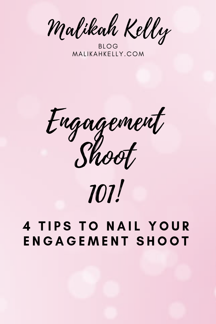 Engagement Shoot Photography Tips