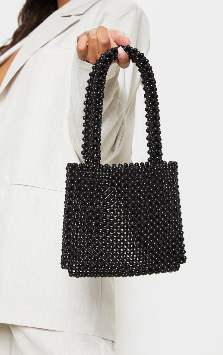 BLACK BEADED RECTANGLE MINI BAG.jpg