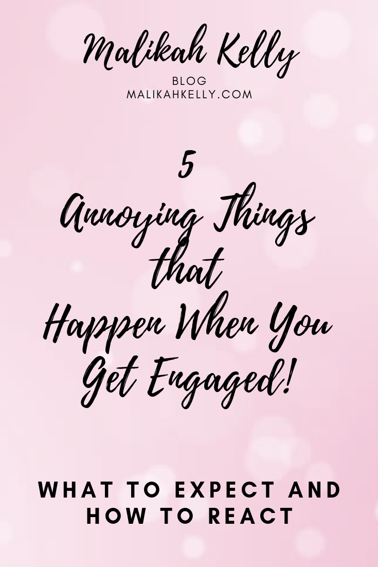 What to Expect When You Get Engaged