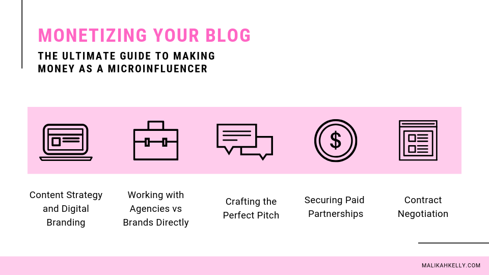 Tips for Making Money as a Microinfluencer