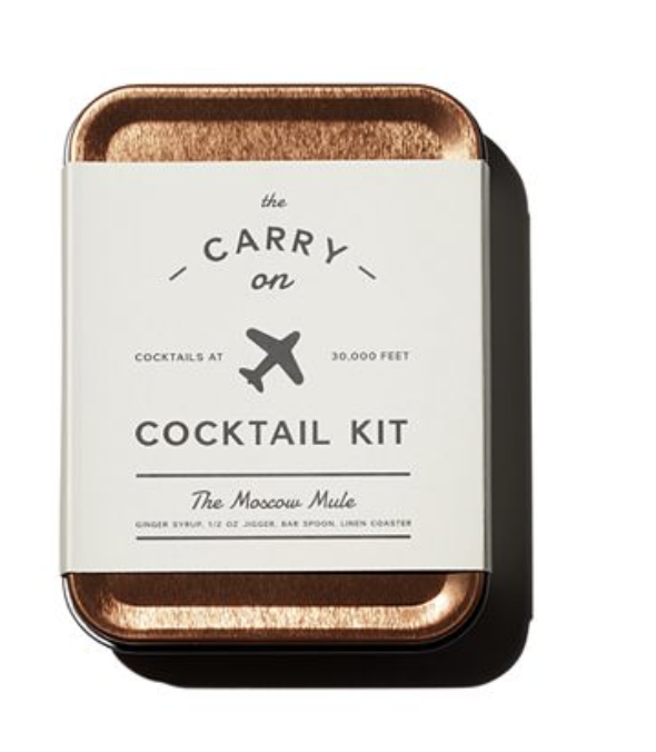 THE CARRY-ON COCKTAIL KIT, MOSCOW MULE