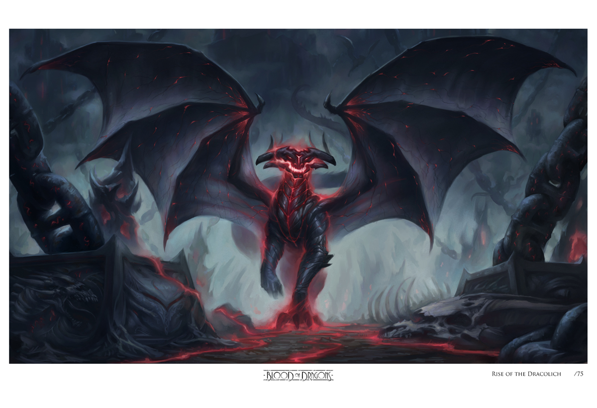Blood of Dragons: Darkstone