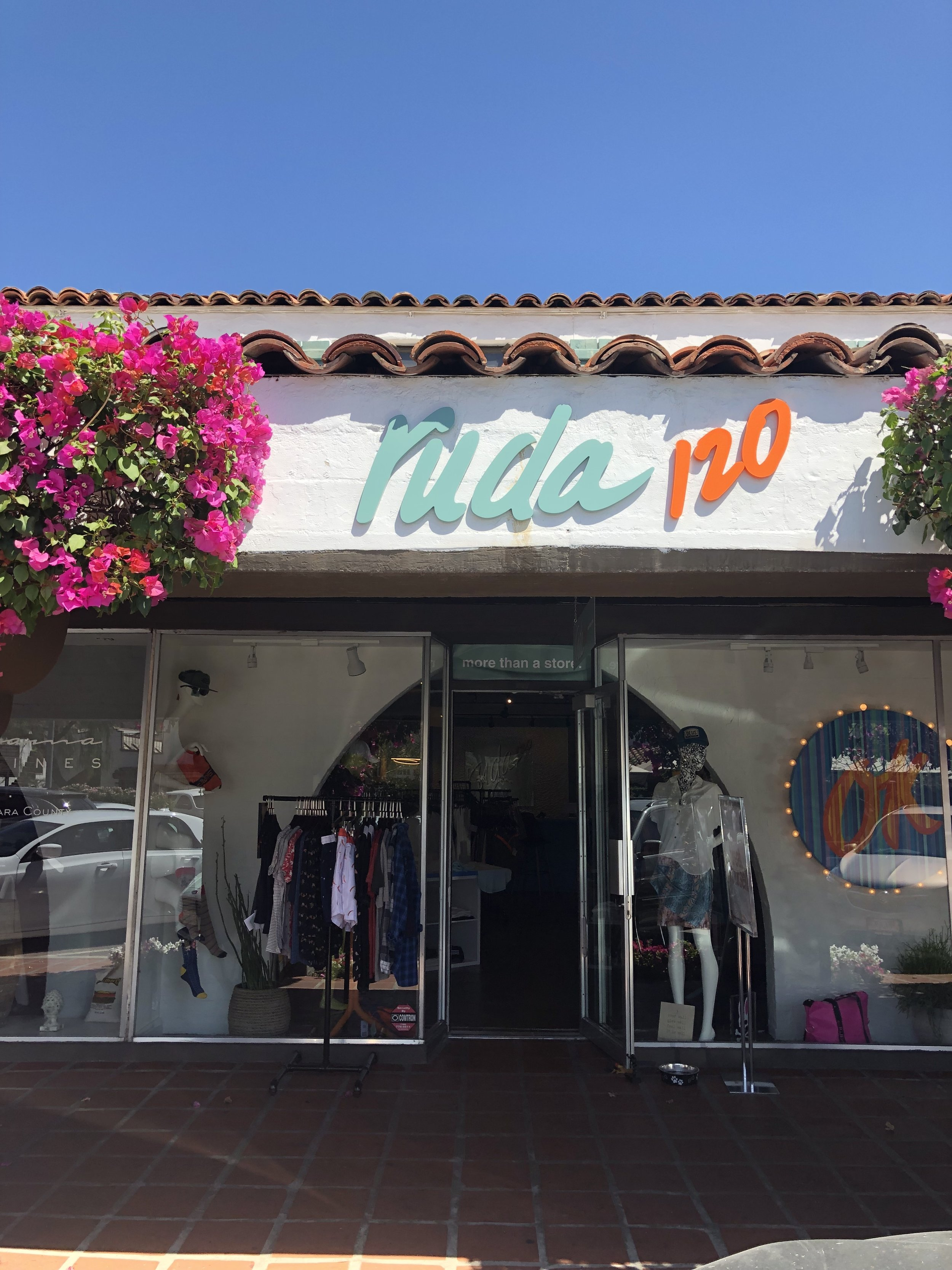 Ruda120, one of our downtown merchants participating in Pop Up Palm Springs on 4/16/19  120 La Plaza, Palm Springs, CA 92262, 760.832.7100