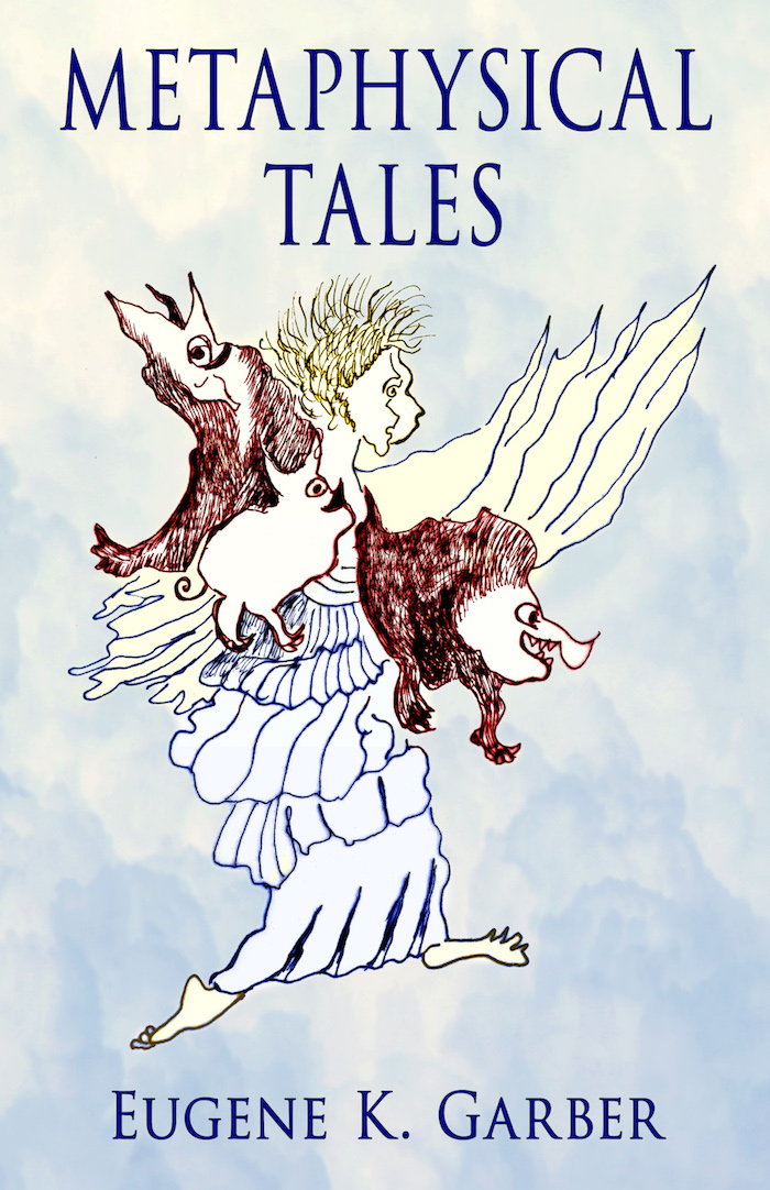 Metaphysical Tales by Eugene K. Garber, cover photo