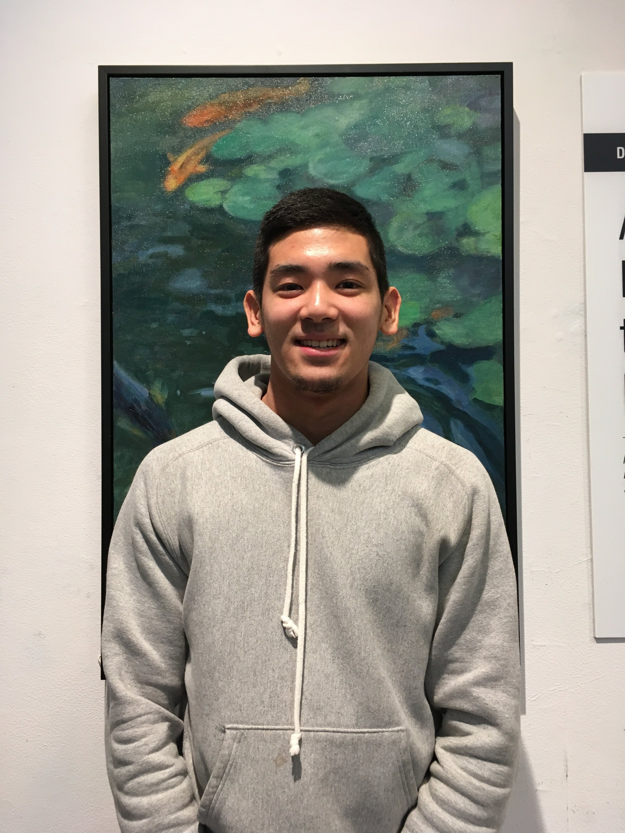 Hello, my name is Uta Uchida and I am a first year student here at Dominican University from Tokyo, Japan. I am a Communications major and my work will reflect what I find interesting. I play for the Dominican men's basketball team. I enjoy listening to music, meeting new people, and playing basketball. I hope to work in areas such as marketing, broadcasting and journalism relating to the sports field in the near future. I can speak Japanese, English and a bit of French. Attending schools in 3 different continents allowed me to learn about different views and cultures, broadening my perspectives on various news stories.