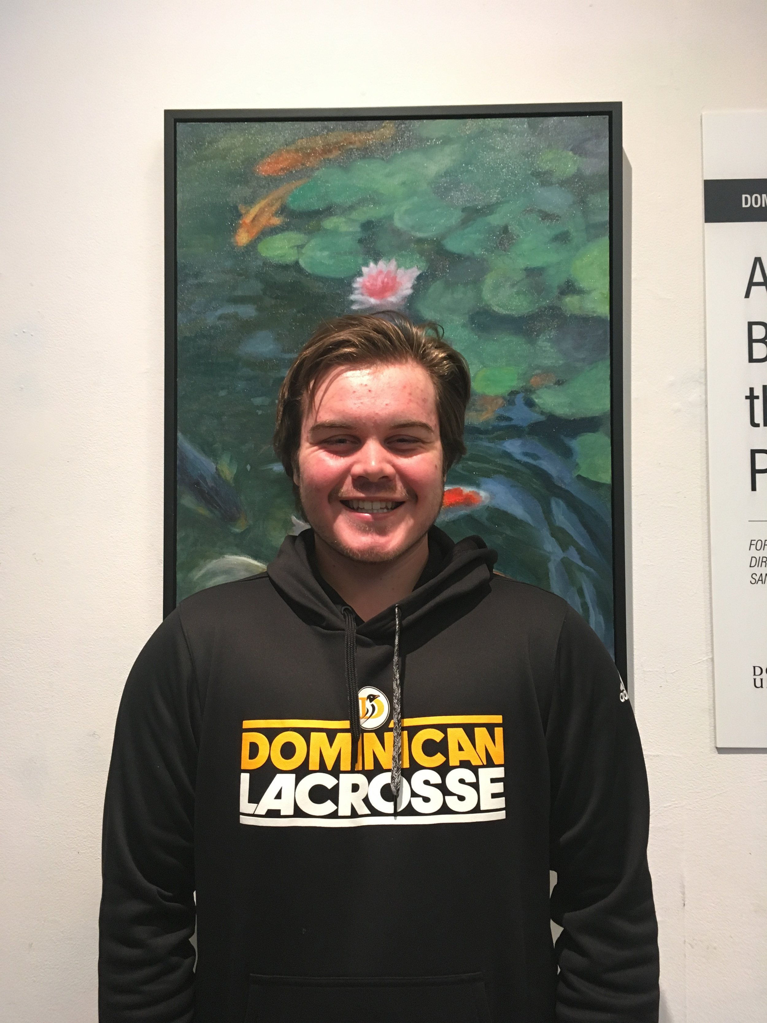 """My friends call me Brett, but you can call me Mr. Davis. I am currently a Junior Communications Major with a concentration in PR & Marketing. I am a member of the highly coveted Dominican University of California Men's Lacrosse team. Originally from Van Nuys, California, I have used my lifetime of experience in the field of athletics and connection to the """"showbiz"""" industry to formulate myself in the most proficient version of myself possible. I am a former DJ for the prestigious Penguin Radio and went by the name """"Captain Quality"""". I am now a fulltime student athlete as well as a writer and marketing representative for a youth sports app known ZORTS."""