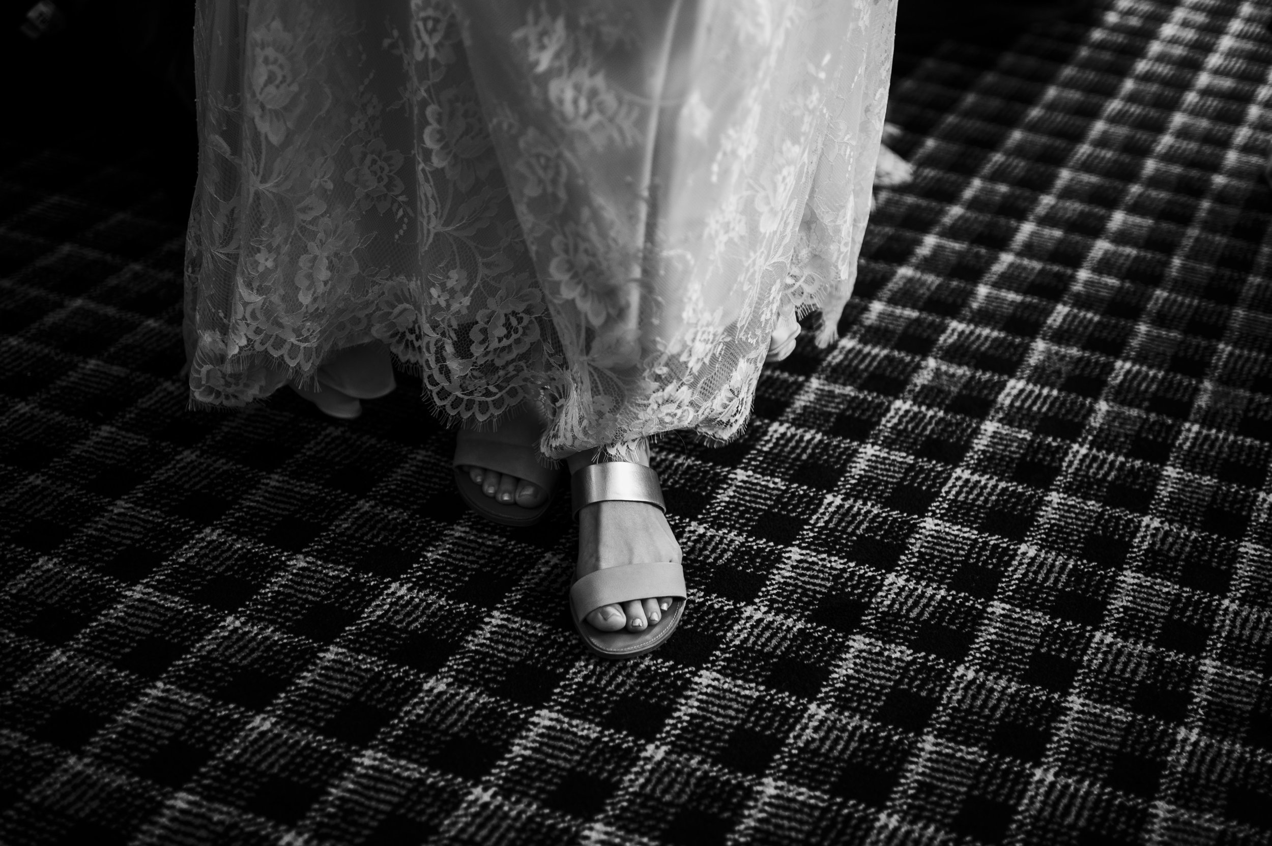 bride shoes flats sandals