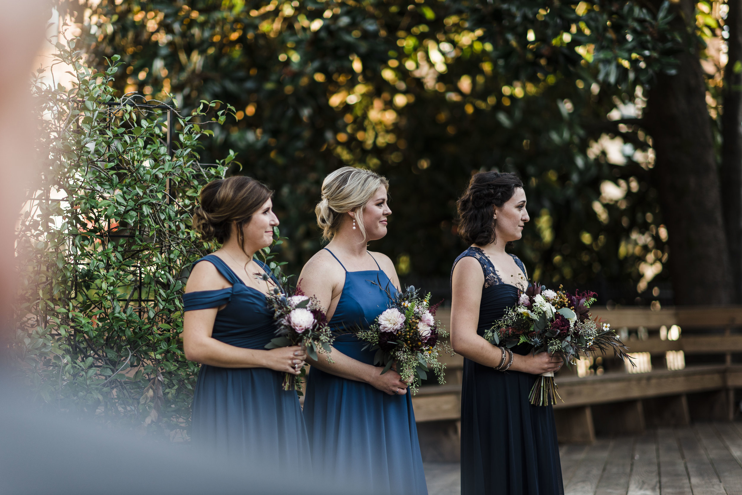 bridesmaids wedding Athens Georgia