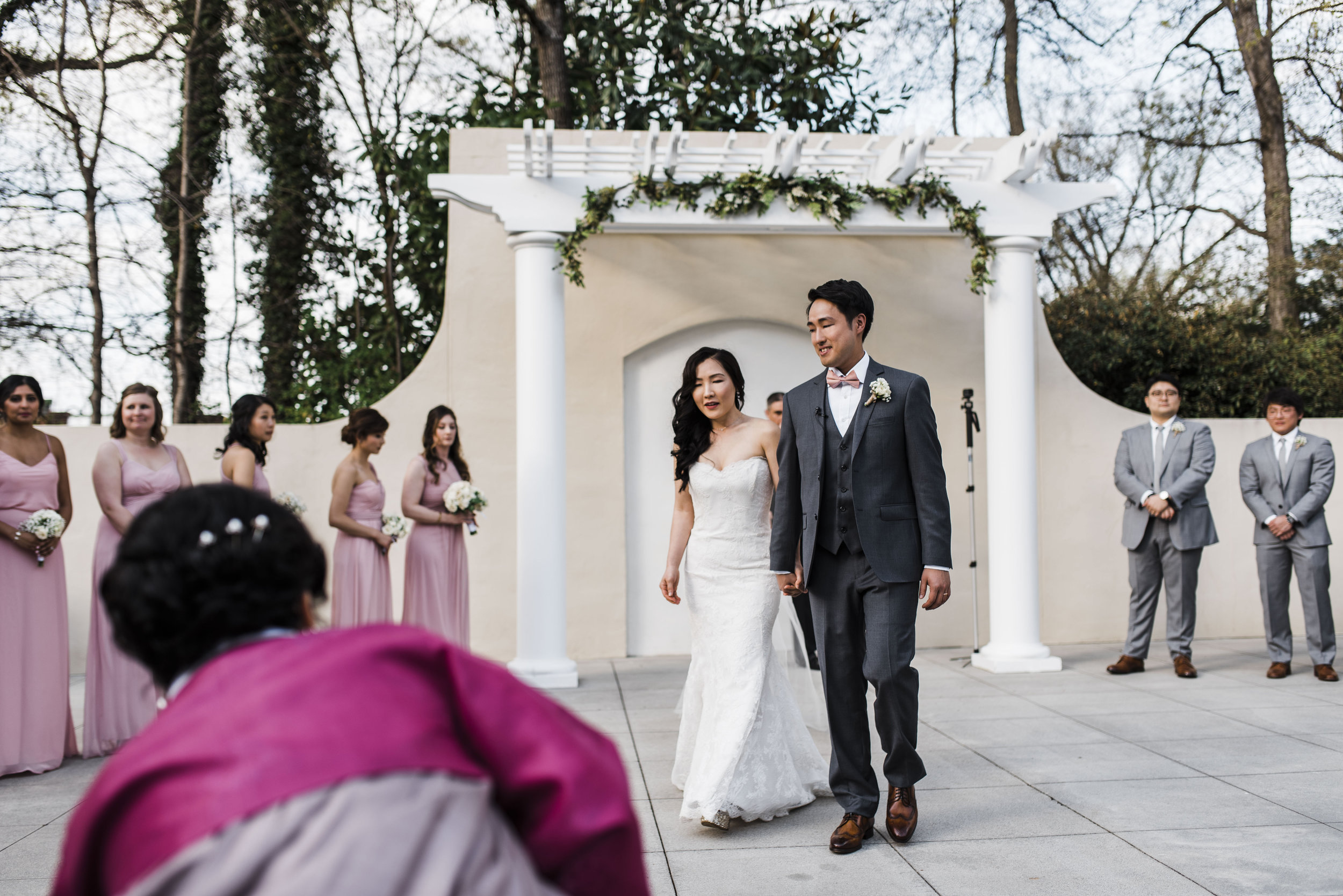 Korean wedding ceremony atlanta
