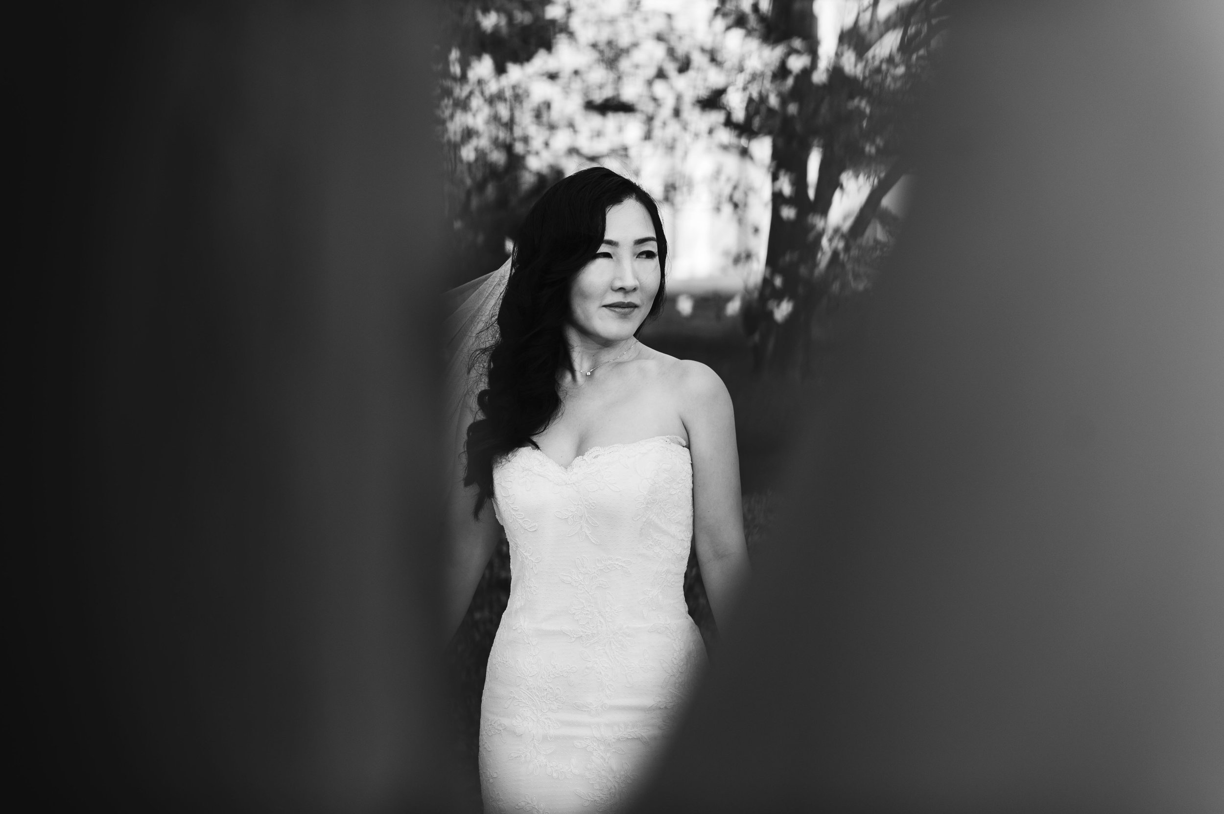 Korean wedding atlanta bride