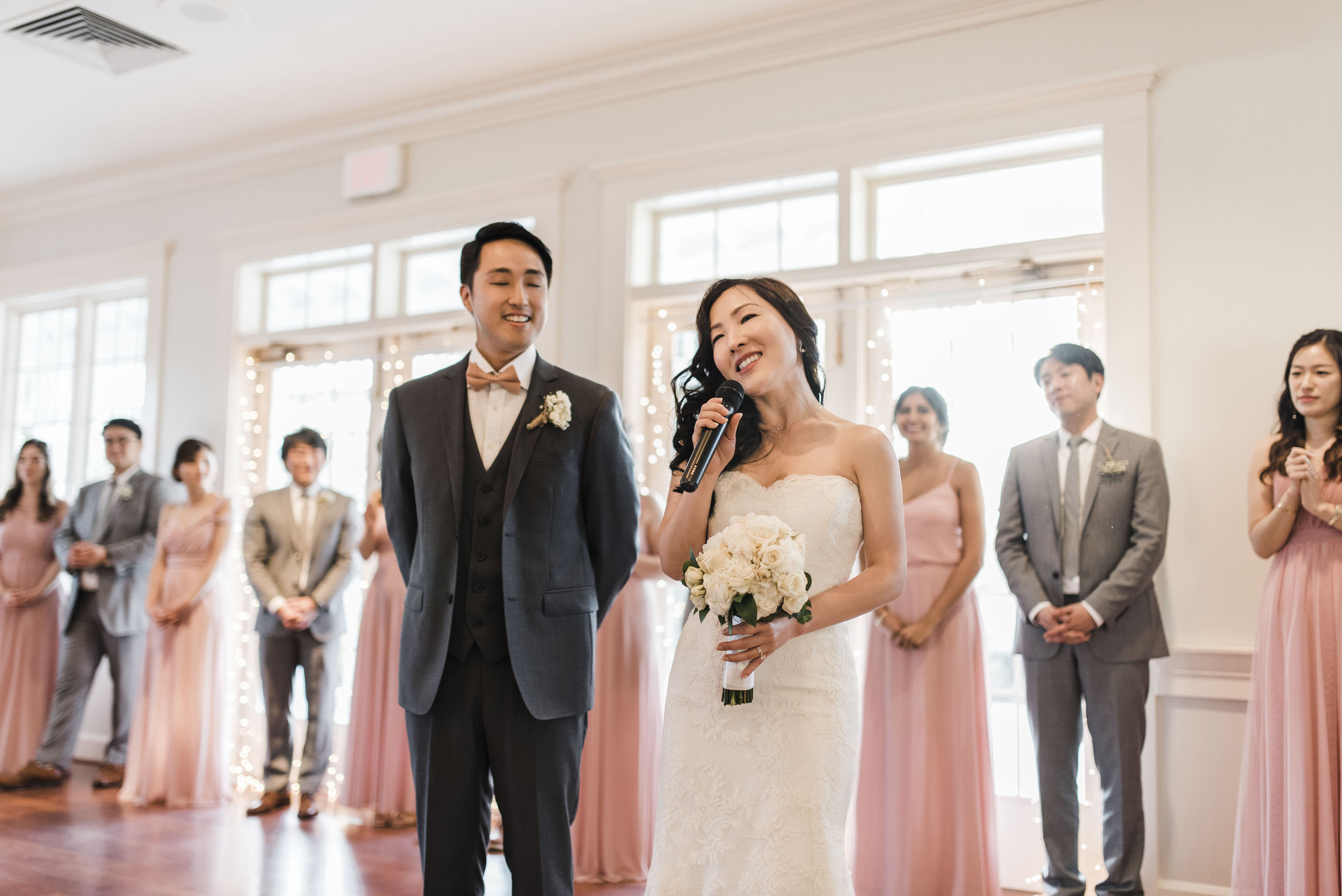Korean wedding atlanta speech