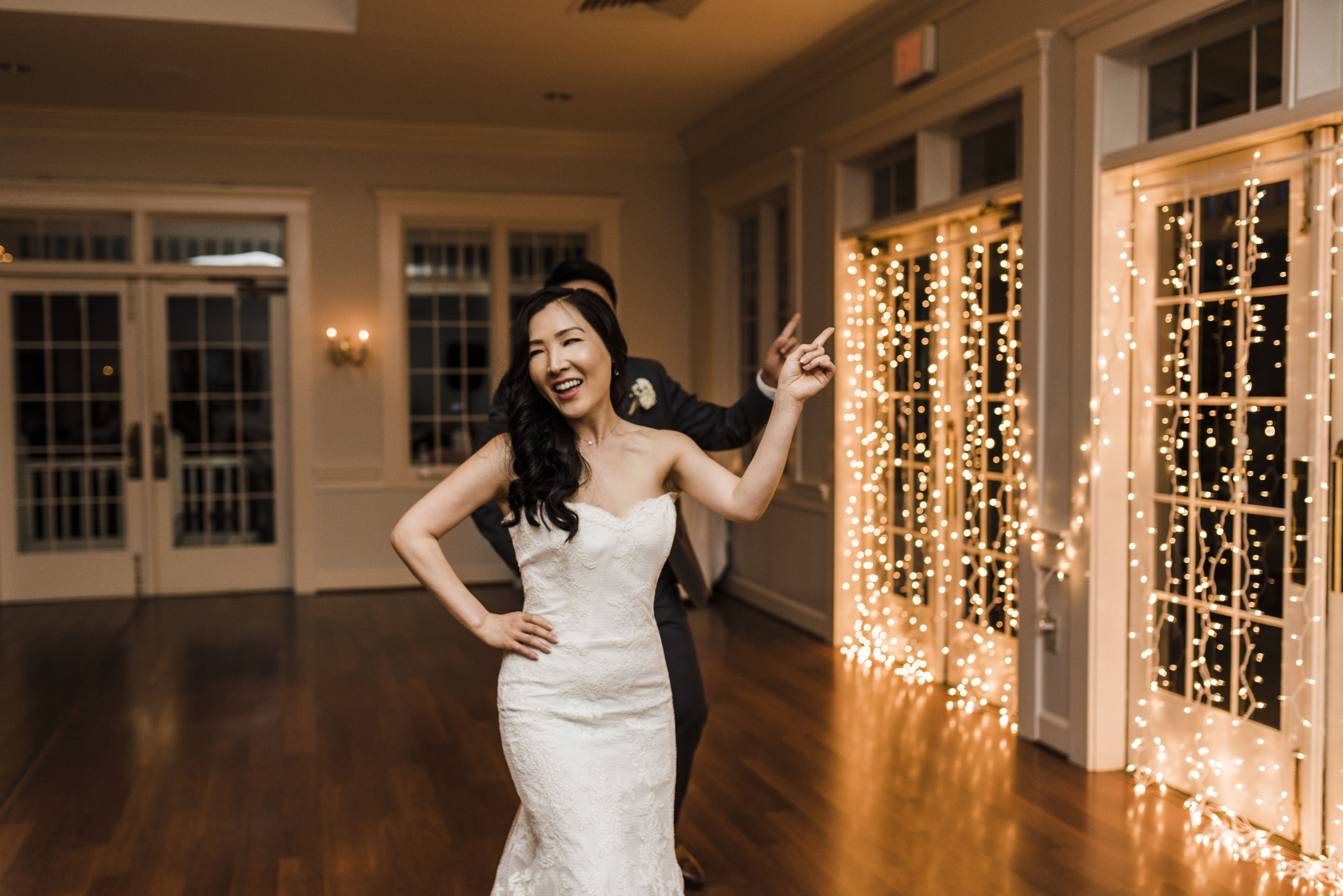 Korean wedding atlanta 173 Carlyle house first dance