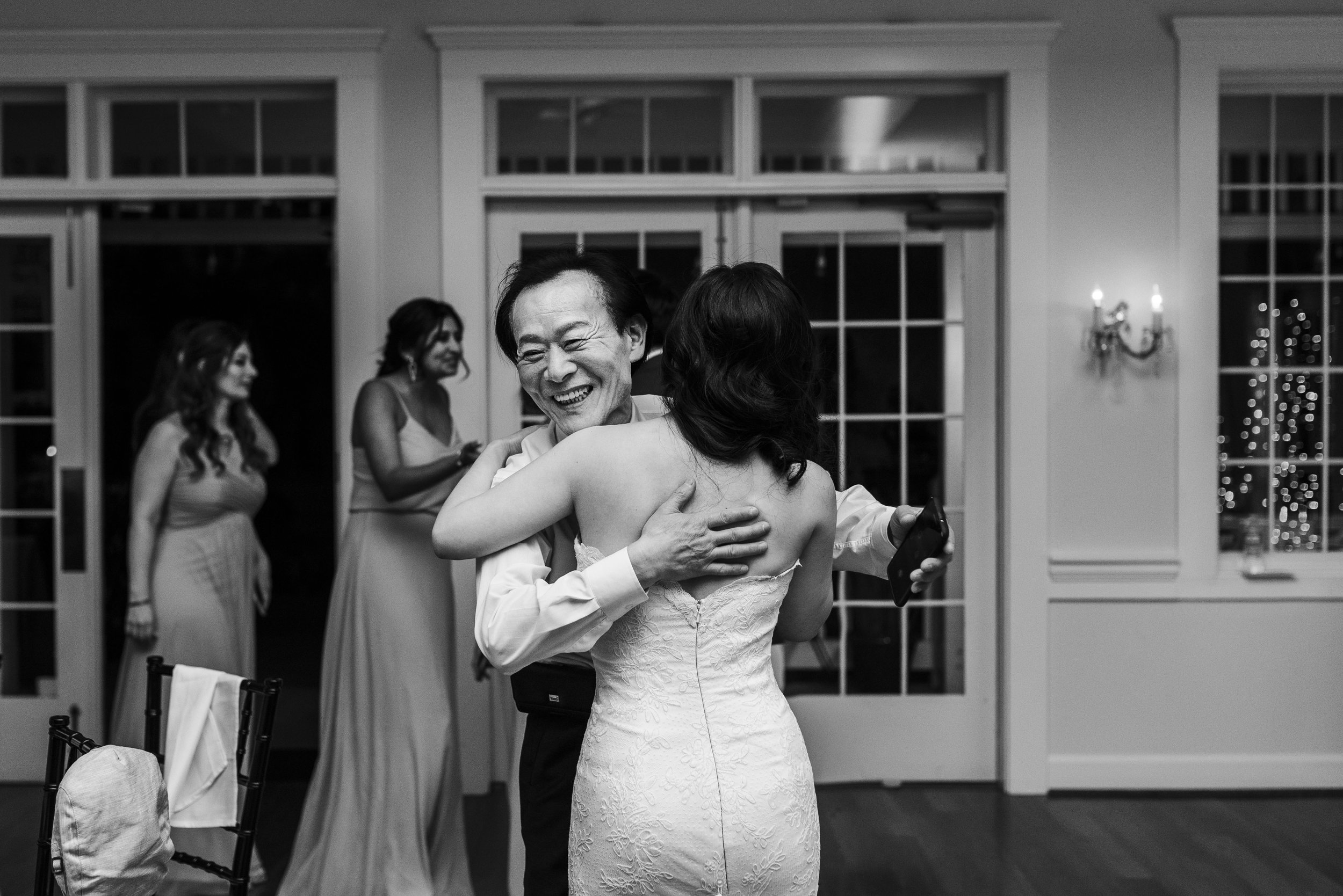 Korean wedding atlanta 173 Carlyle house father daughter