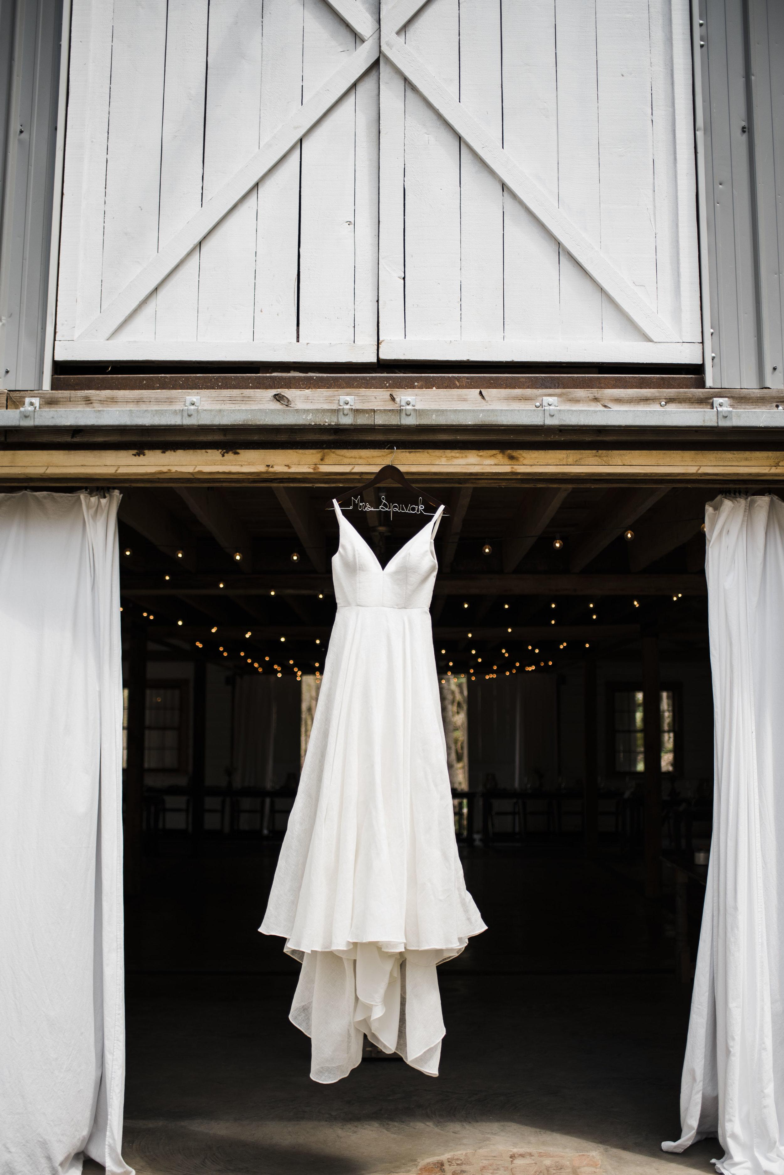 wedding dress Elizabeth dye chattanooga Tennessee