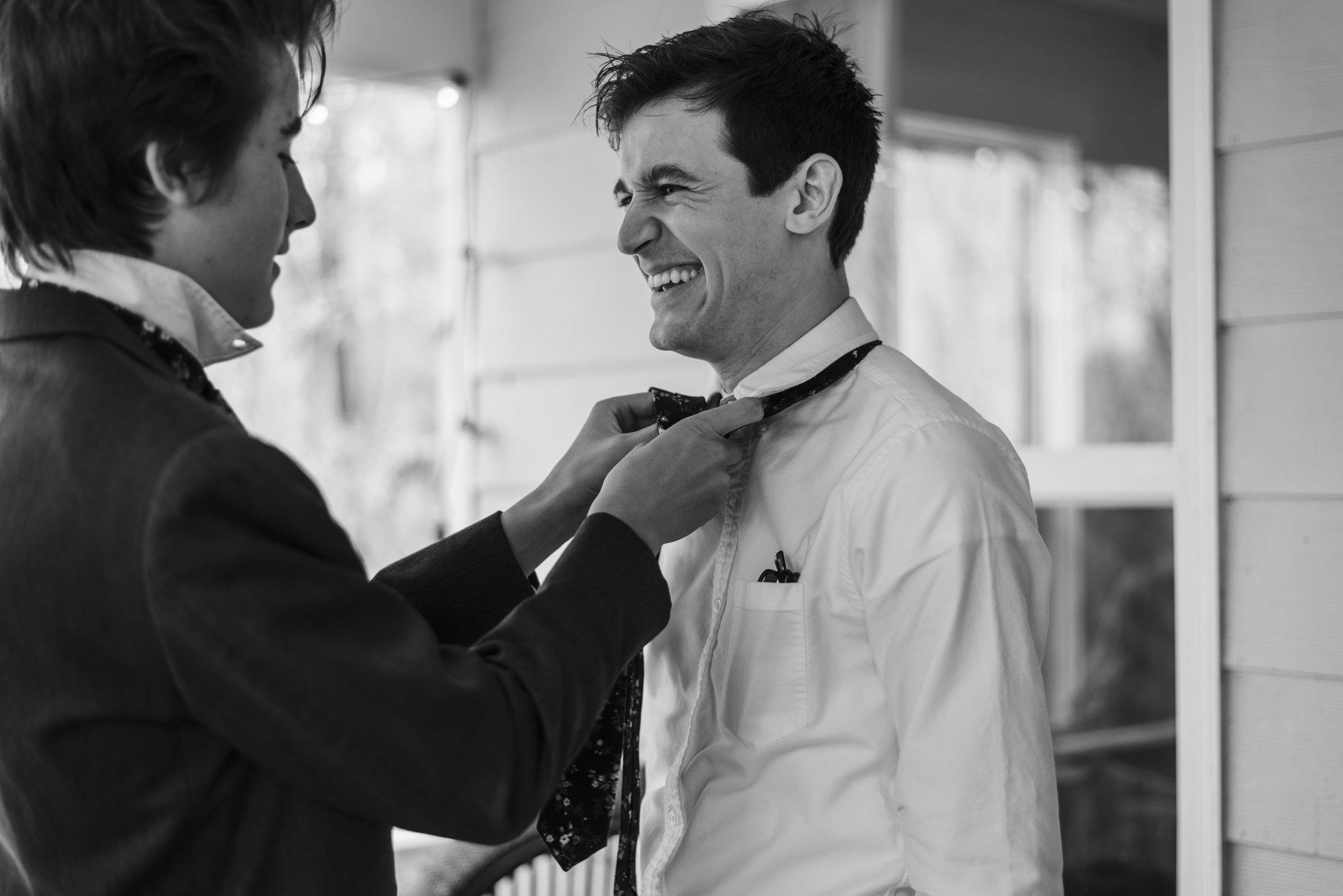 wedding groom tie chattanooga Tennessee