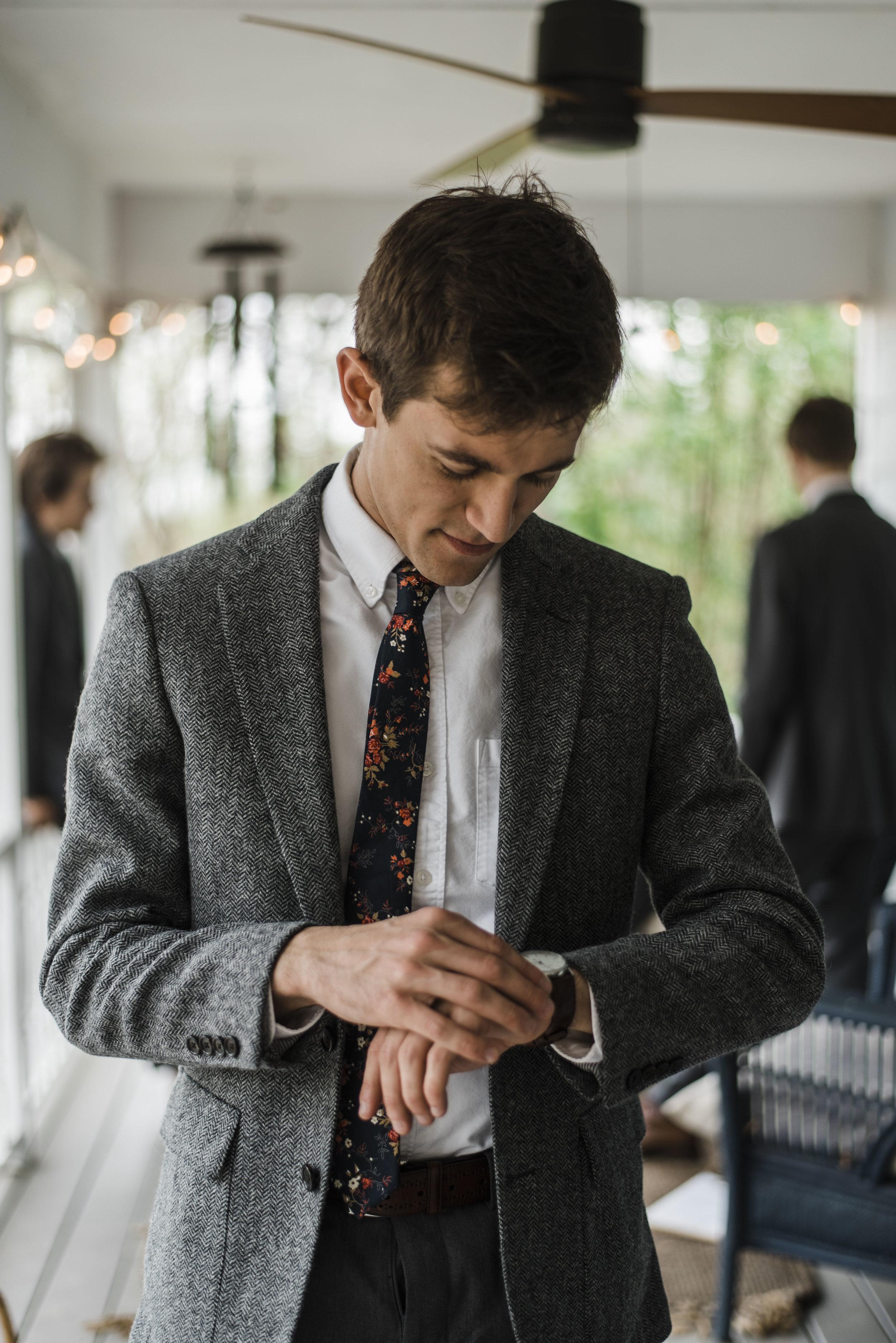 wedding groom watch chattanooga Tennessee