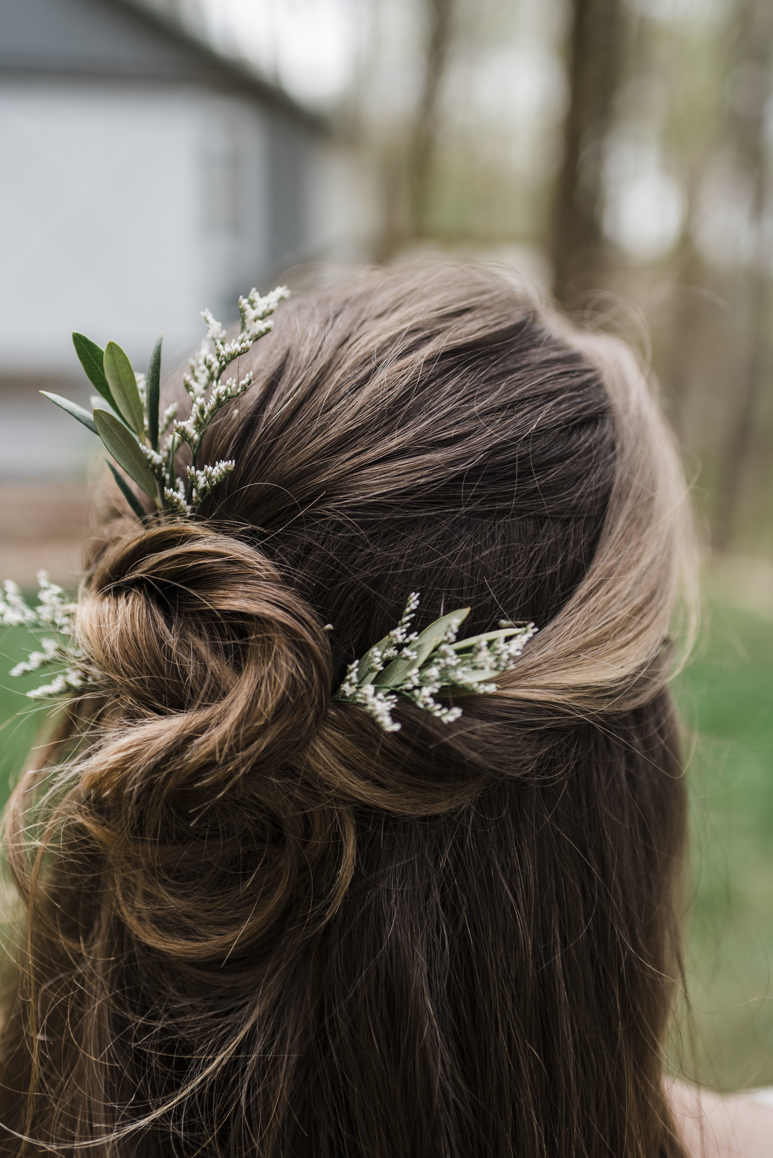 wedding bridal hair style chattanooga Tennessee
