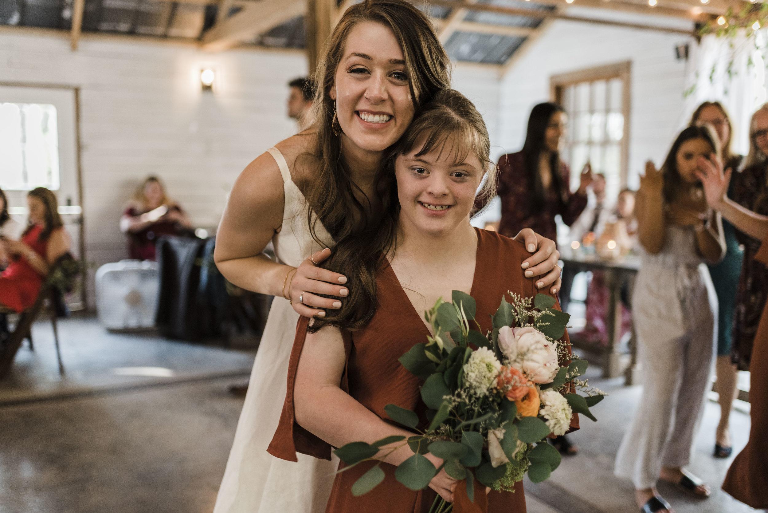 wedding bouquet toss dancing reception Chattanooga Tennessee