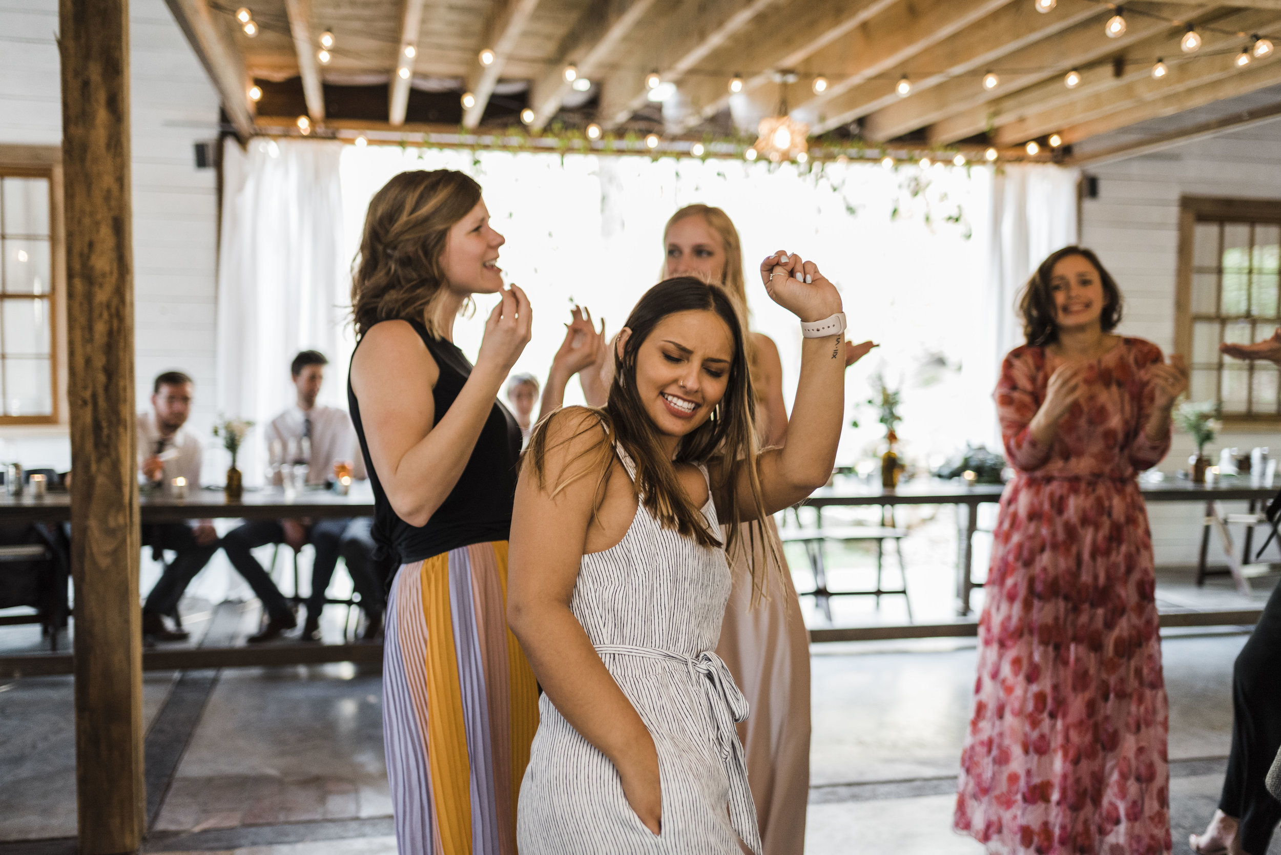 wedding dancing reception Chattanooga Tennessee