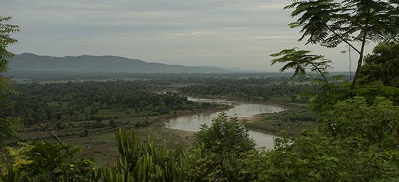 View of Artibonite Valley