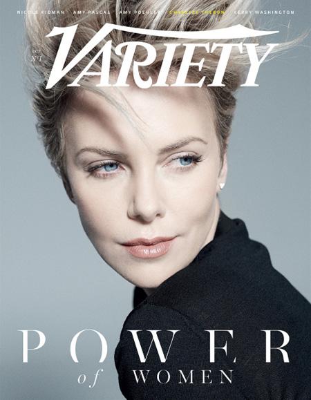 Michelle Oliver in Variety Magazine