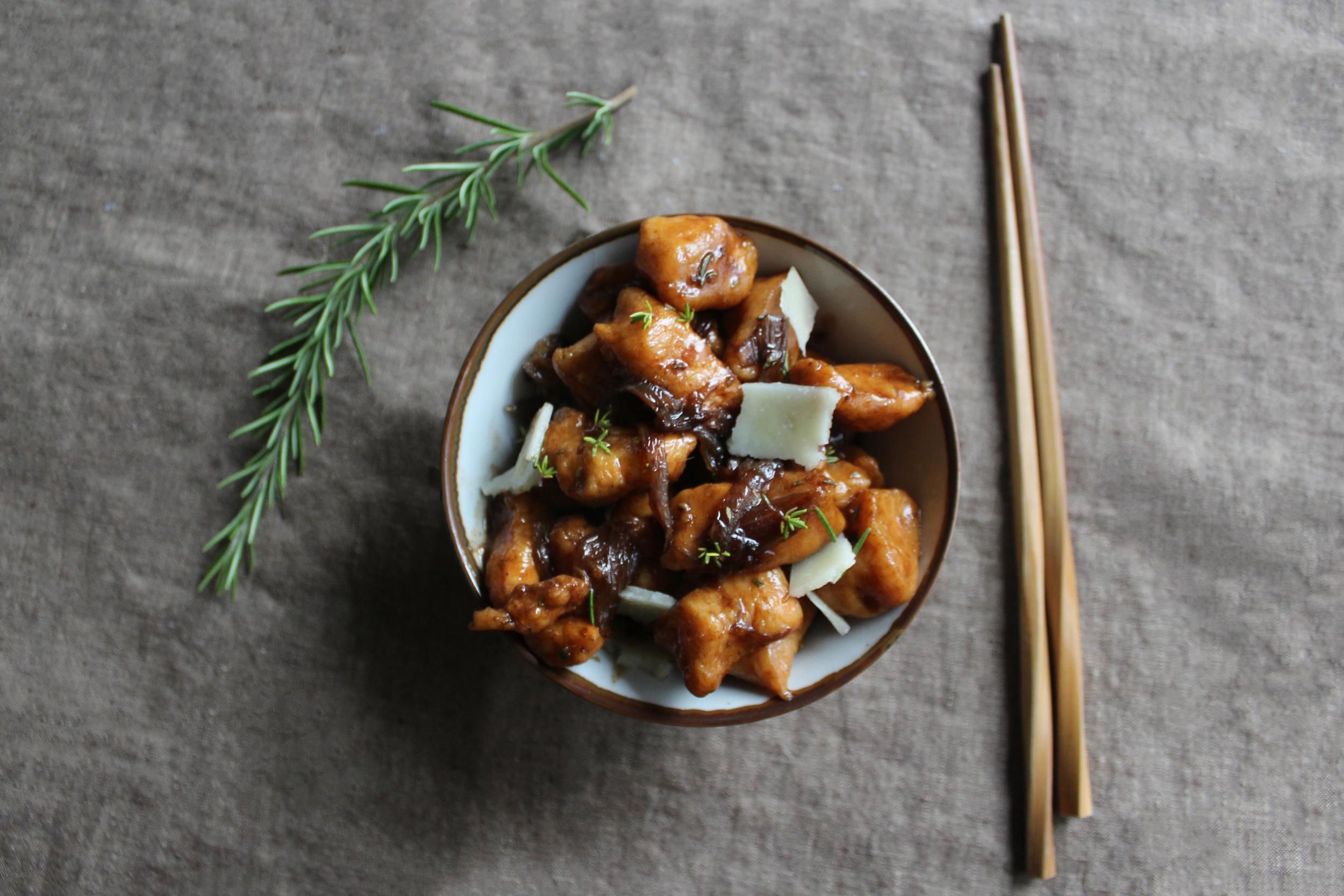 the best sweet potato gnocchi