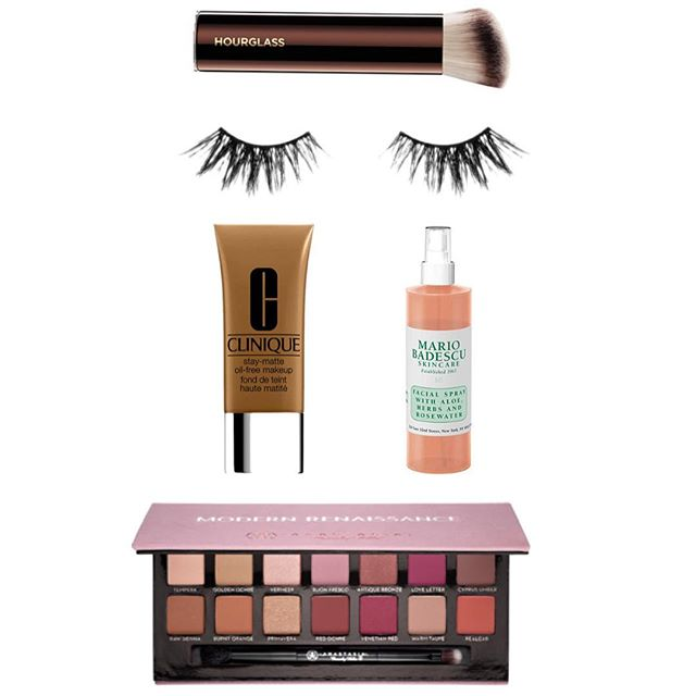 10 of my must have beauty products link in my bio