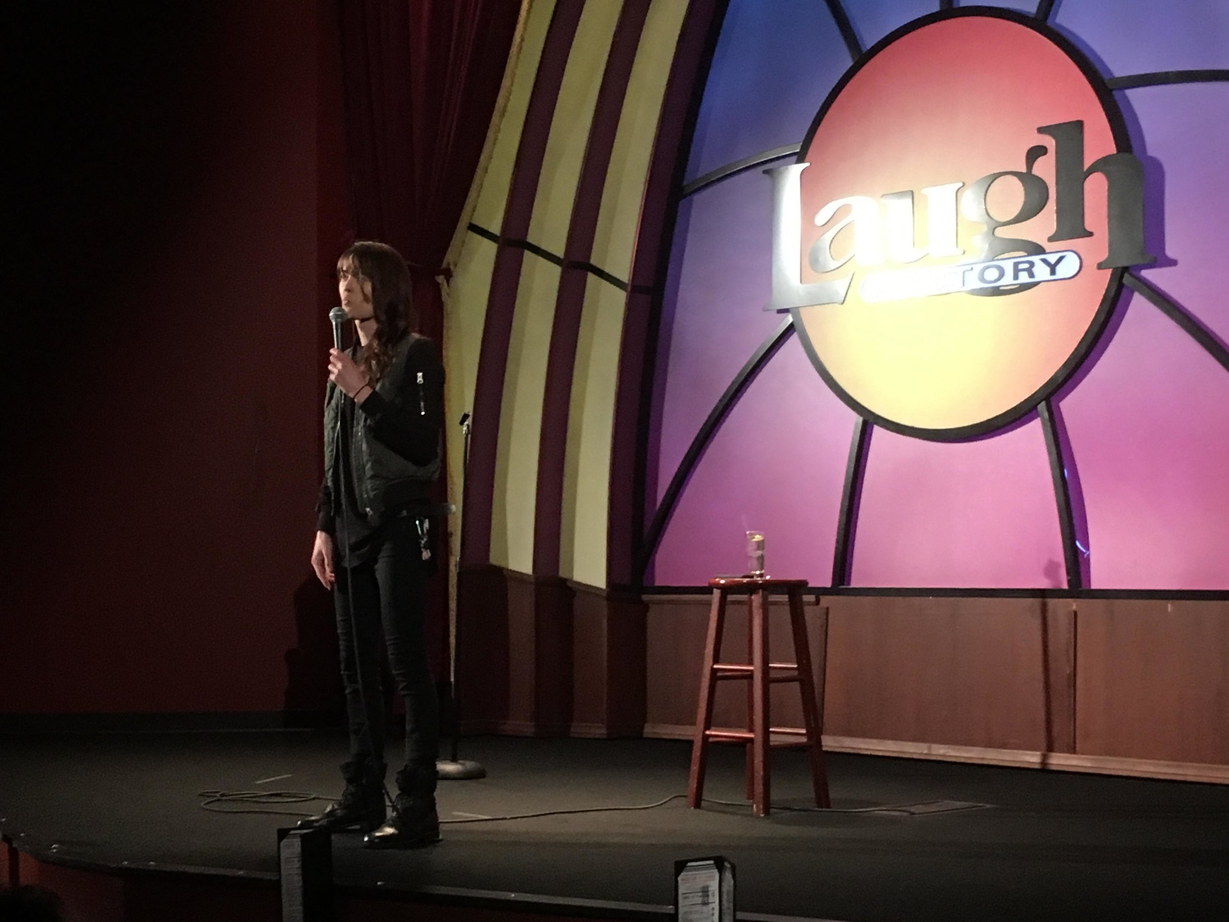 Whitney Chitwood Laugh Factory 10