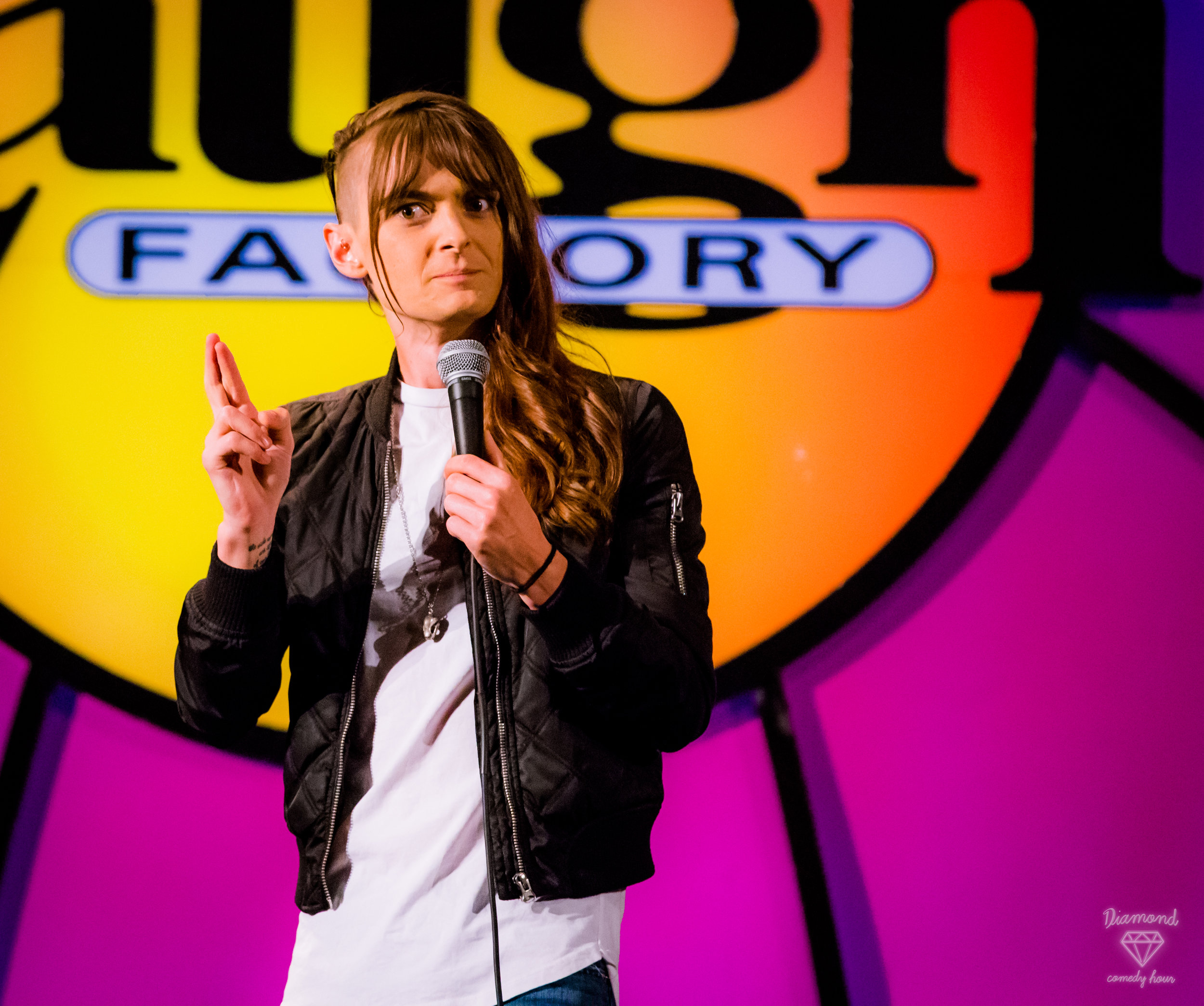 Whitney Chitwood Laugh Factory 8